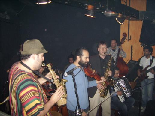 Cairo Jazz Club · 2007